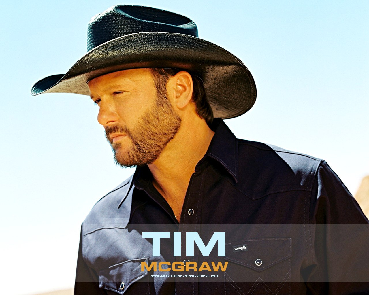 ... will forever be happy that Tim McGraw did not follow in his father