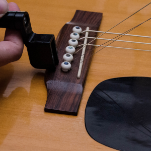 Guitar Stringing