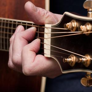 open c major chord